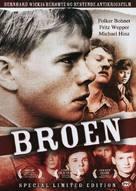Die Brücke - Norwegian DVD cover (xs thumbnail)