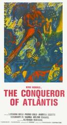 Il conquistatore di Atlantide - Movie Poster (xs thumbnail)