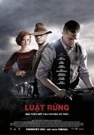 Lawless - Vietnamese Movie Poster (xs thumbnail)