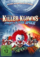 Killer Klowns from Outer Space - German Movie Cover (xs thumbnail)