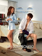 No Strings Attached - Spanish Movie Poster (xs thumbnail)