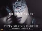 Fifty Shades Darker - Australian Movie Poster (xs thumbnail)