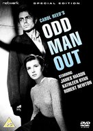 Odd Man Out - British DVD cover (xs thumbnail)