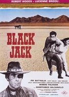 Black Jack - Italian Movie Poster (xs thumbnail)