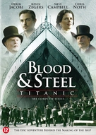 """""""Titanic: Blood and Steel"""" - Dutch DVD movie cover (xs thumbnail)"""
