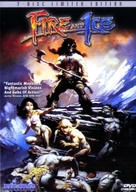 Fire and Ice - DVD cover (xs thumbnail)