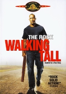 Walking Tall - DVD movie cover (xs thumbnail)