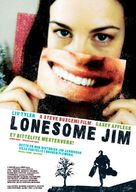 Lonesome Jim - Norwegian Movie Poster (xs thumbnail)