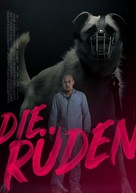 Die Rüden - German Movie Poster (xs thumbnail)