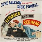 The Reformer and the Redhead - Movie Poster (xs thumbnail)