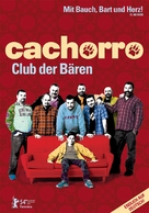 Cachorro - German poster (xs thumbnail)