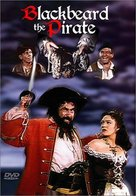 Blackbeard, the Pirate - DVD cover (xs thumbnail)