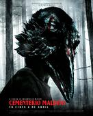 Pet Sematary - Mexican Movie Poster (xs thumbnail)