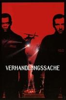 The Negotiator - German Movie Poster (xs thumbnail)