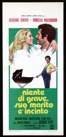 Événement le plus important depuis que l'homme a marché sur la lune, L' - Italian Movie Poster (xs thumbnail)