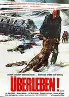 Survive - German Movie Poster (xs thumbnail)