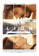 Lion - Canadian Movie Poster (xs thumbnail)