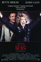 For the Boys - Movie Poster (xs thumbnail)