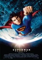Superman Returns - Turkish Movie Poster (xs thumbnail)