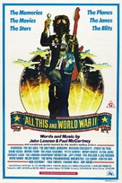 All This and World War II - Australian Movie Poster (xs thumbnail)