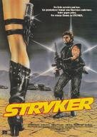 Stryker - German Movie Poster (xs thumbnail)