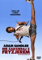 You Don't Mess with the Zohan - Polish Movie Cover (xs thumbnail)