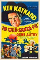 In Old Santa Fe - Movie Poster (xs thumbnail)