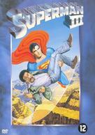 Superman III - Dutch DVD movie cover (xs thumbnail)