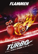 Turbo - Norwegian Movie Poster (xs thumbnail)