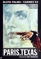 Paris, Texas - Polish Movie Poster (xs thumbnail)