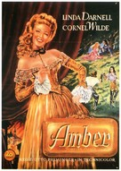Forever Amber - German Movie Poster (xs thumbnail)
