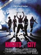 Knights of the City - Movie Poster (xs thumbnail)