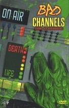 Bad Channels - German DVD movie cover (xs thumbnail)