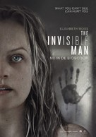 The Invisible Man - Dutch Movie Poster (xs thumbnail)