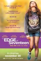The Edge of Seventeen - British Movie Poster (xs thumbnail)