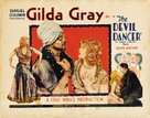 The Devil Dancer - Movie Poster (xs thumbnail)