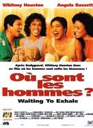 Waiting to Exhale - French Movie Poster (xs thumbnail)