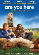 Are You Here - DVD cover (xs thumbnail)