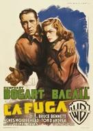 Dark Passage - Italian Movie Poster (xs thumbnail)