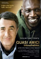 Intouchables - Swiss Movie Poster (xs thumbnail)