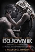 Southpaw - Czech Movie Poster (xs thumbnail)