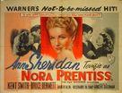 Nora Prentiss - British Movie Poster (xs thumbnail)
