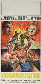 Canyon Passage - Italian Movie Poster (xs thumbnail)