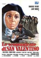 Le scomunicate di San Valentino - Italian Movie Poster (xs thumbnail)