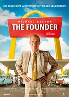 The Founder - German Movie Poster (xs thumbnail)