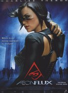 Æon Flux - Spanish Movie Poster (xs thumbnail)