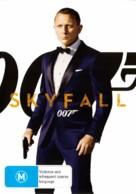 Skyfall - Australian Movie Cover (xs thumbnail)