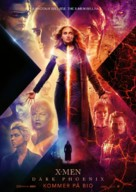 Dark Phoenix - Swedish Movie Poster (xs thumbnail)