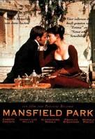 Mansfield Park - Dutch Movie Poster (xs thumbnail)