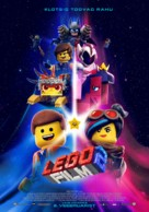 The Lego Movie 2: The Second Part - Estonian Movie Poster (xs thumbnail)